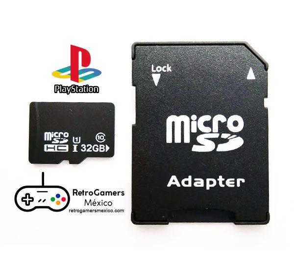 Memoria Extra Play Station