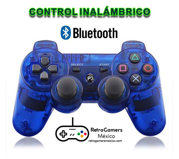 Controles Inalambricos Tipo PlayStation