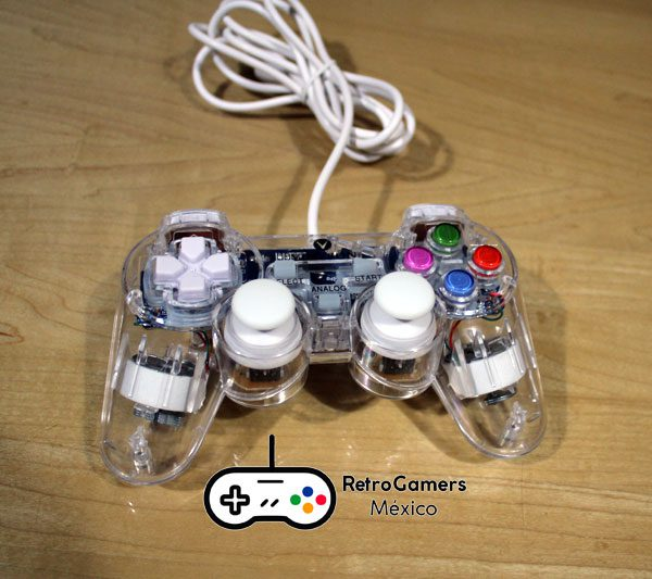 Control Tipo PlayStation