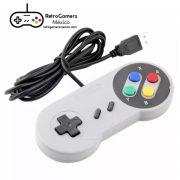 Control Tipo Super Nintendo USB